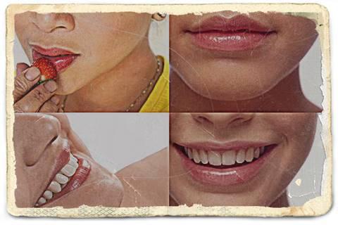 Cara Memerahkan Bibir Secara Alami
