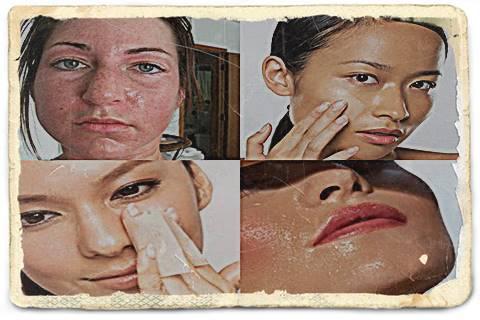 Mengurangi Minyak Berlebih Pada Wajah
