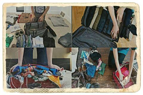Cara Packing Baju Untuk Travelling