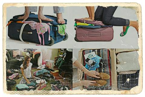 Tips Packing Untuk Travelling