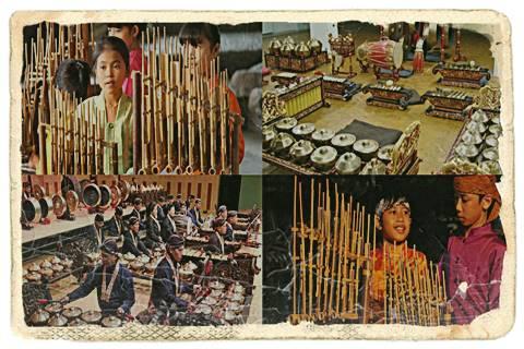 Contoh Alat Musik Nasional Indonesia