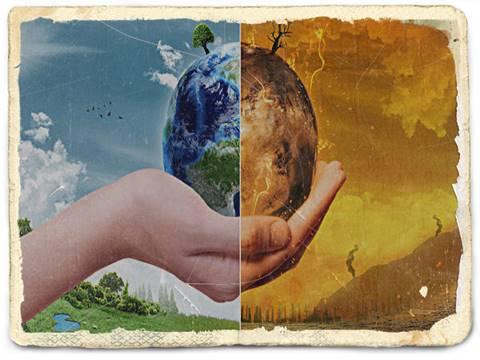 Dampak dan Gejala Pemanasan Global