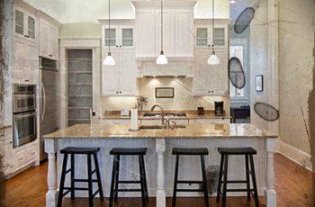 Bentuk Dapur Minimalis Sederhana