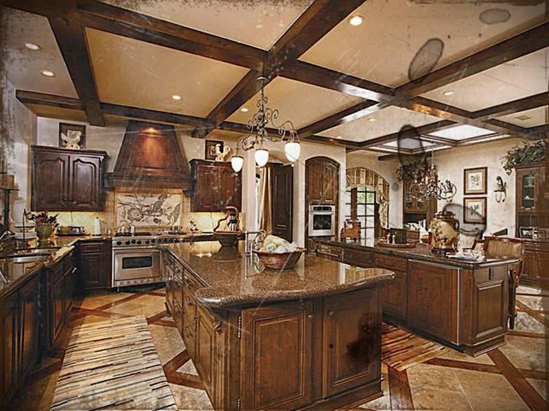 Desain Dapur Mewah