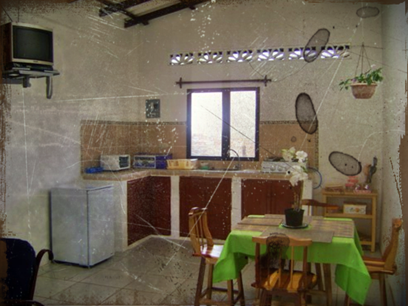 Inspirasi Dapur Sederhana Tanpa Kitchen Set