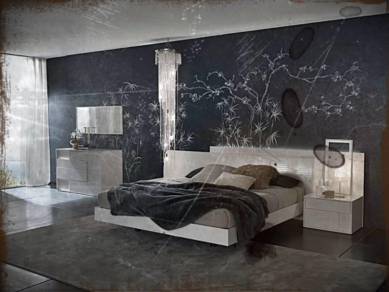 Wallpaper Kamar Tidur Minimalis Modern