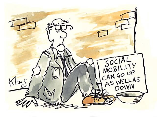 Contoh Mobilitas Sosial