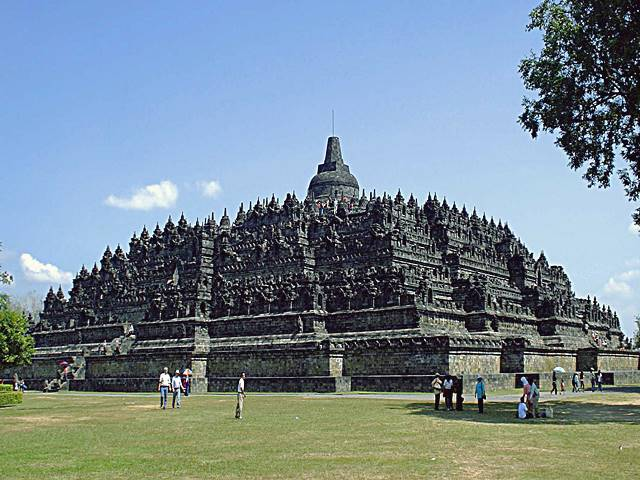 Candi Borobudur Saat Ini