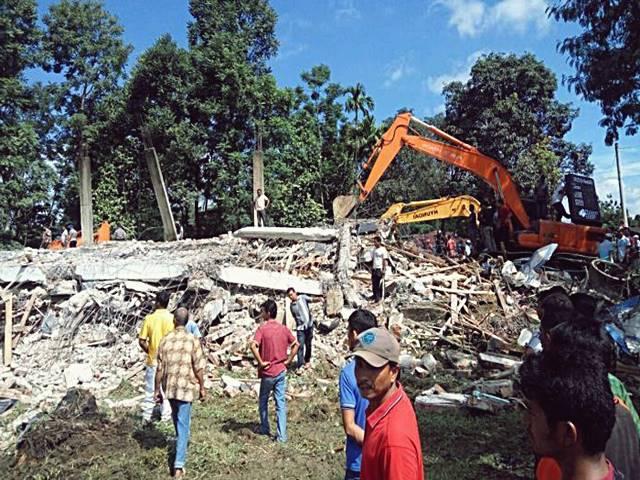 Gempa Bumi Indonesia