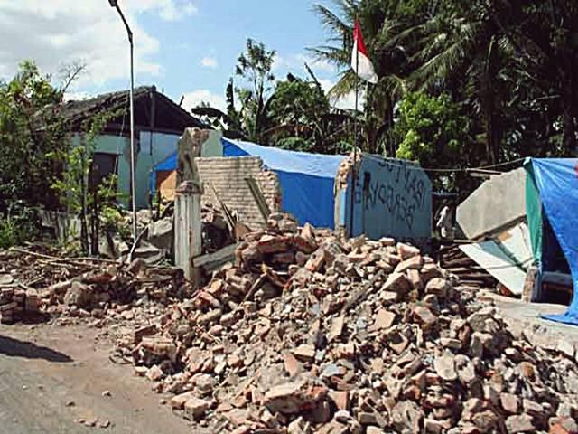 Gempa Bumi Jogja