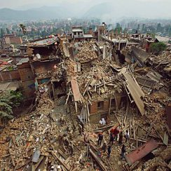 Penyebab Gempa Bumi