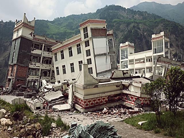 Tanda Akan Terjadinya Gempa Bumi