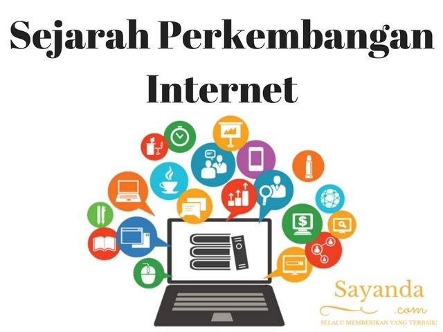 Sejarah Perkembangan Internet di Dunia dan di Indonesia ...