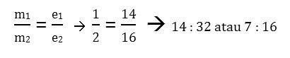 Jawaban Hukum Faraday II